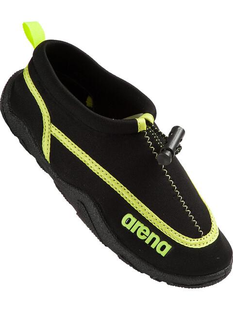 arena Bow - Chaussures de plage Enfant - noir